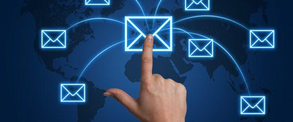 service-messagerie