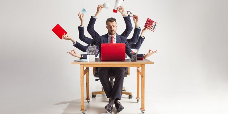 5 erreurs mentales qui tuent votre productivité